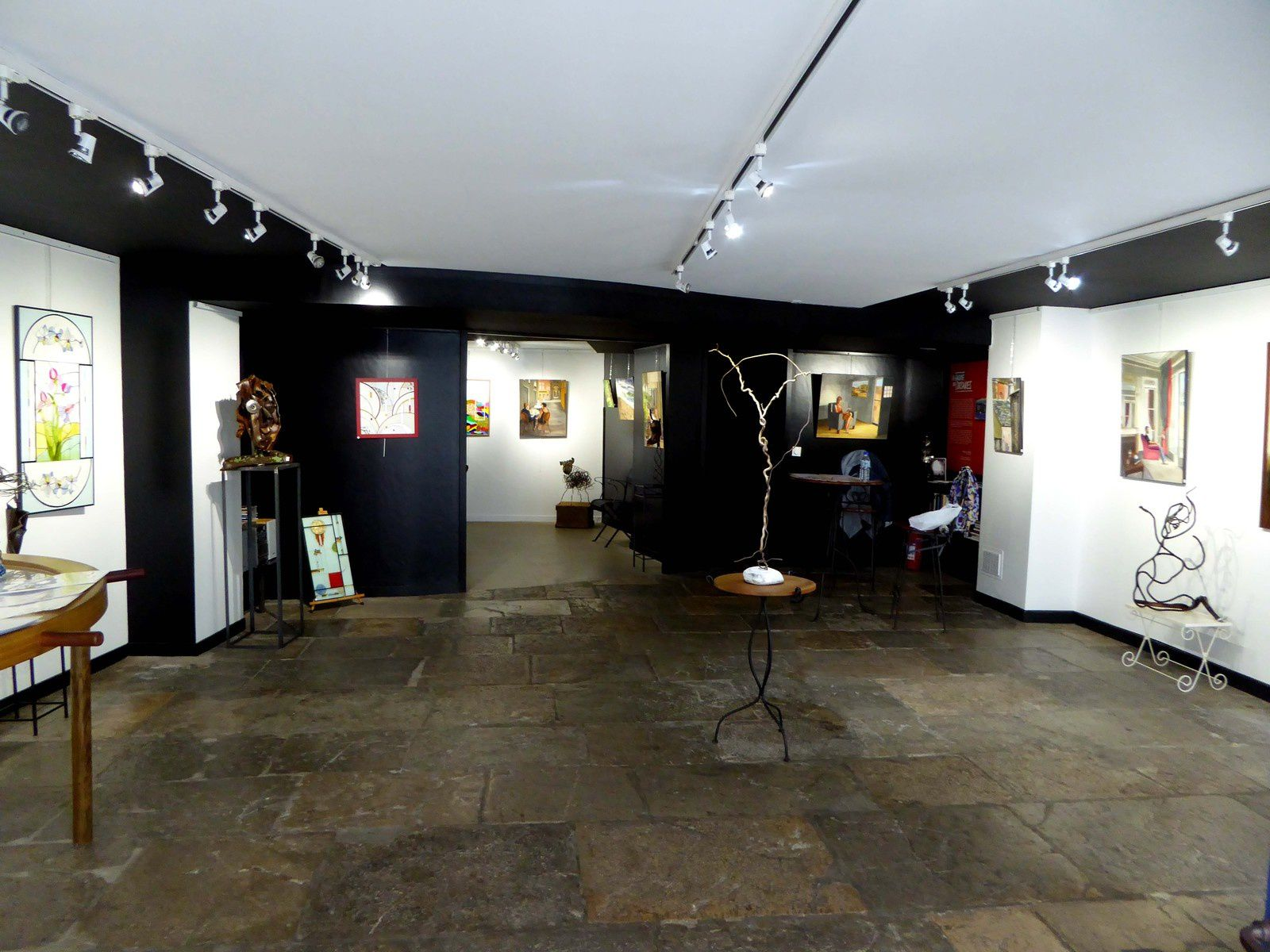 Galerie des Corsaires à Bayonne : derniers jours pour notre expo!