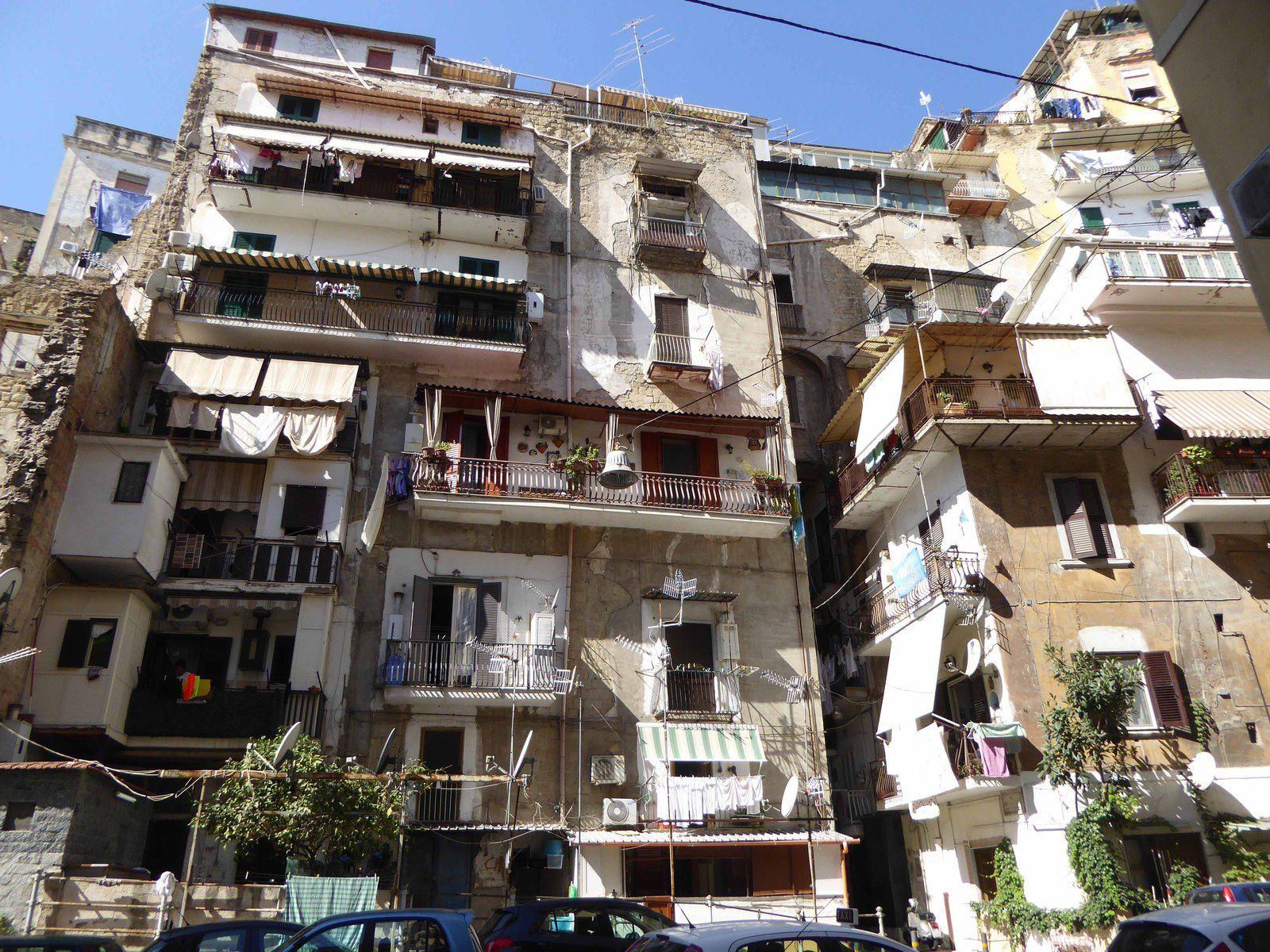 Naples (3) : ville de contrastes