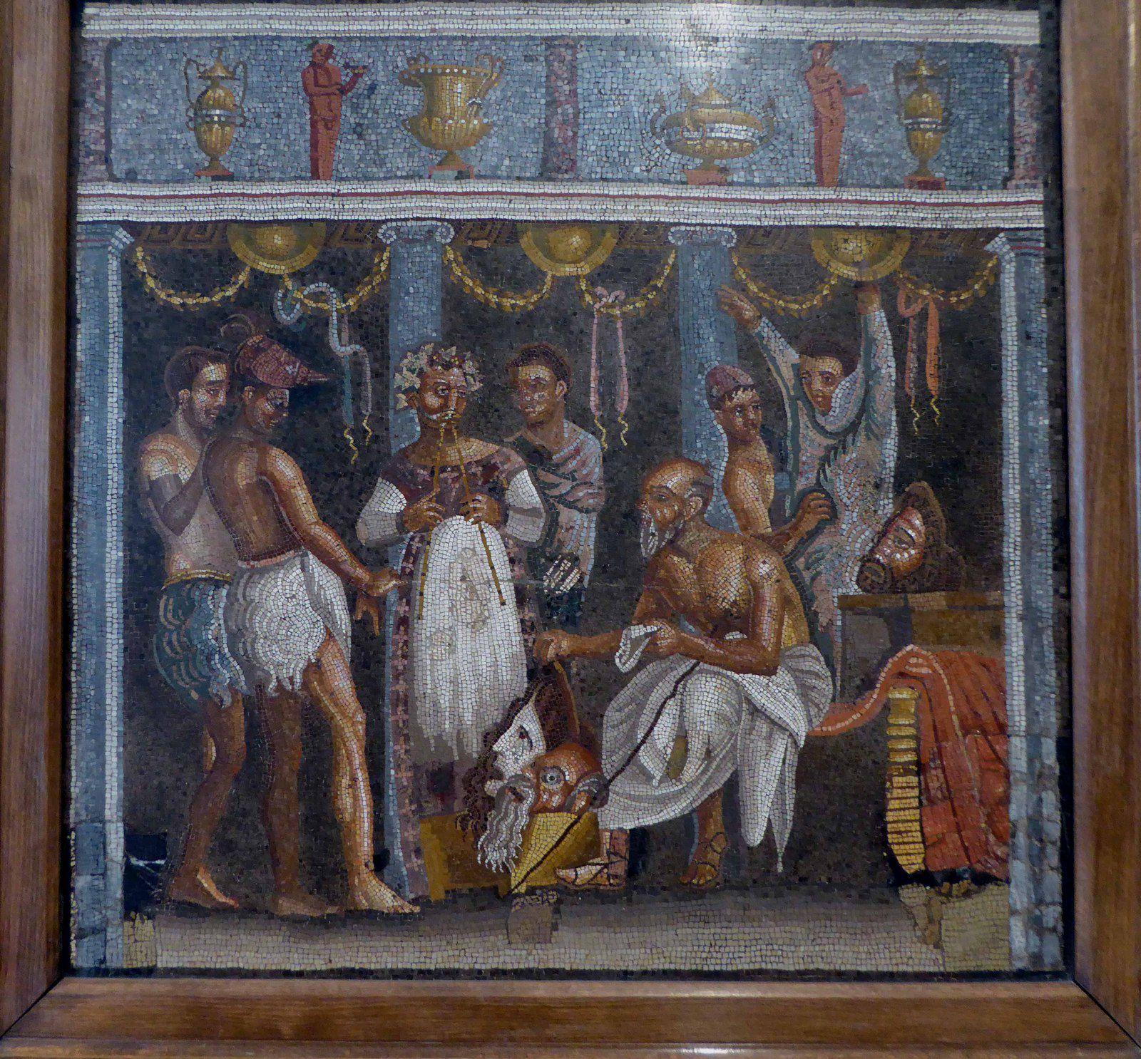 Naples (4) Les richesses artistiques 2