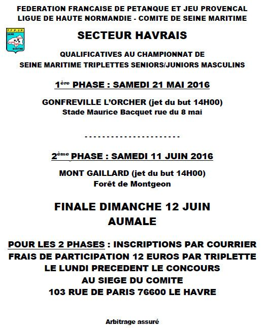 2016-06-11 Mt Gaillard 2ème phase Qualif triplette
