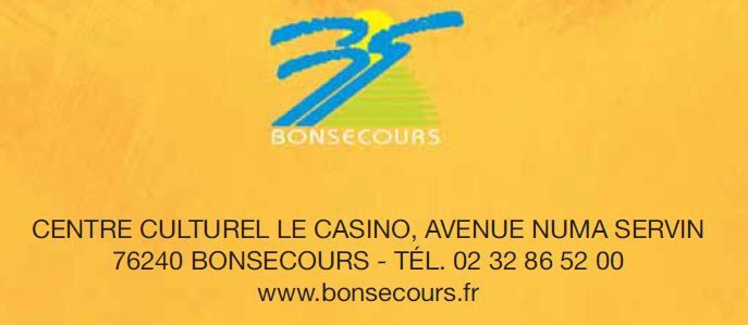 Invitation a l'exposition a Bonsecours