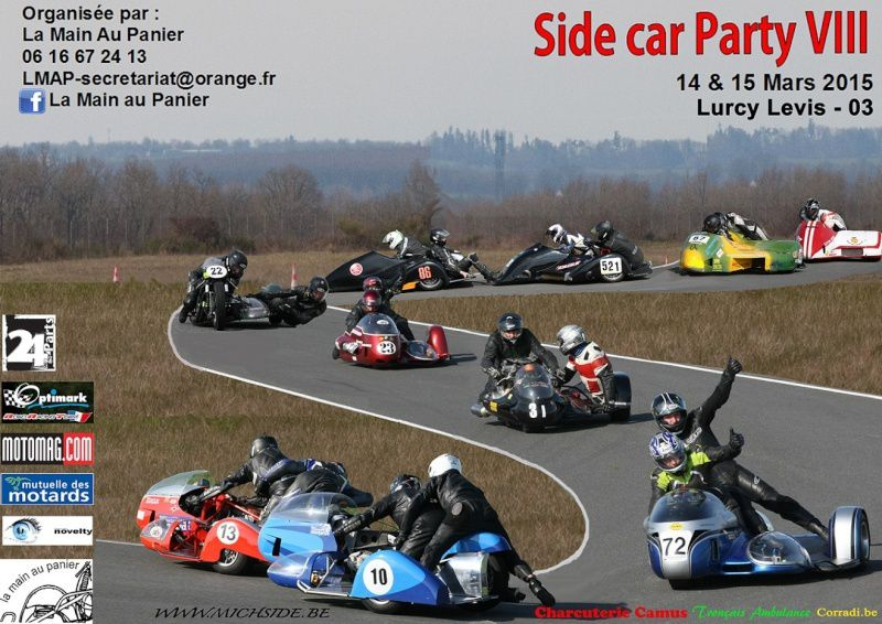side car party VIII