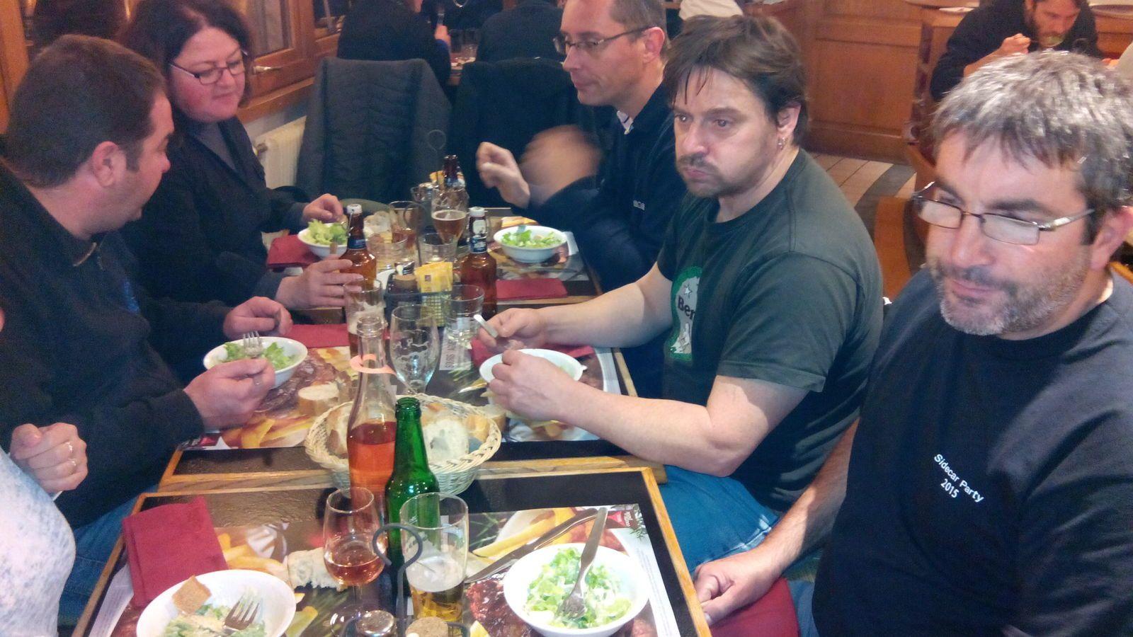 le BRT prépare la saison : des repas équilibrés à base de salade