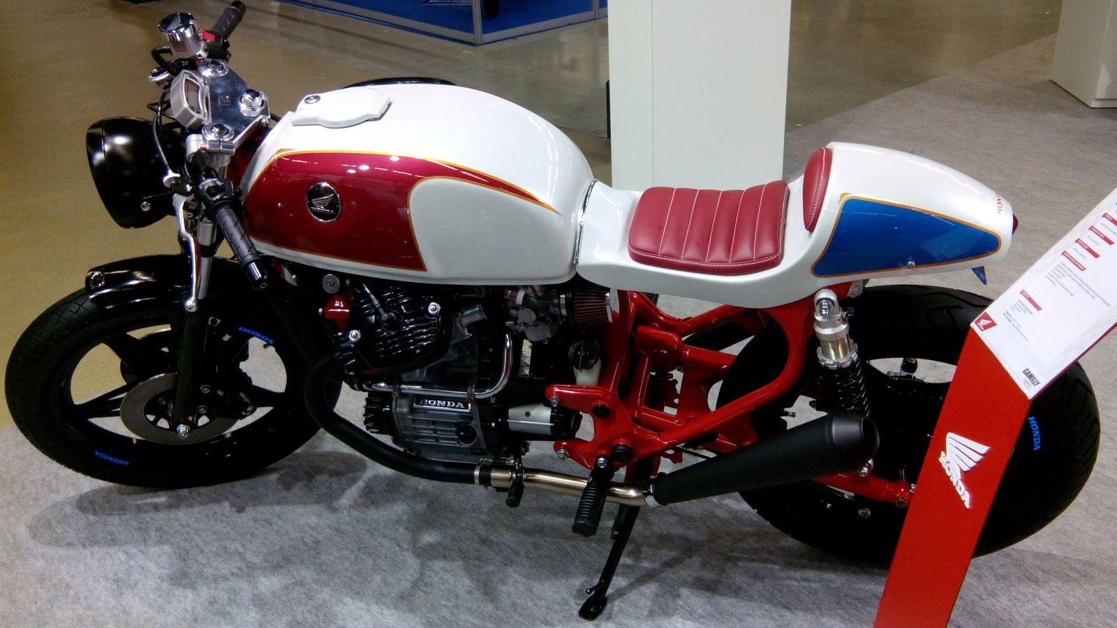 un magnifique 500 CX pour donner des idées à Vilain