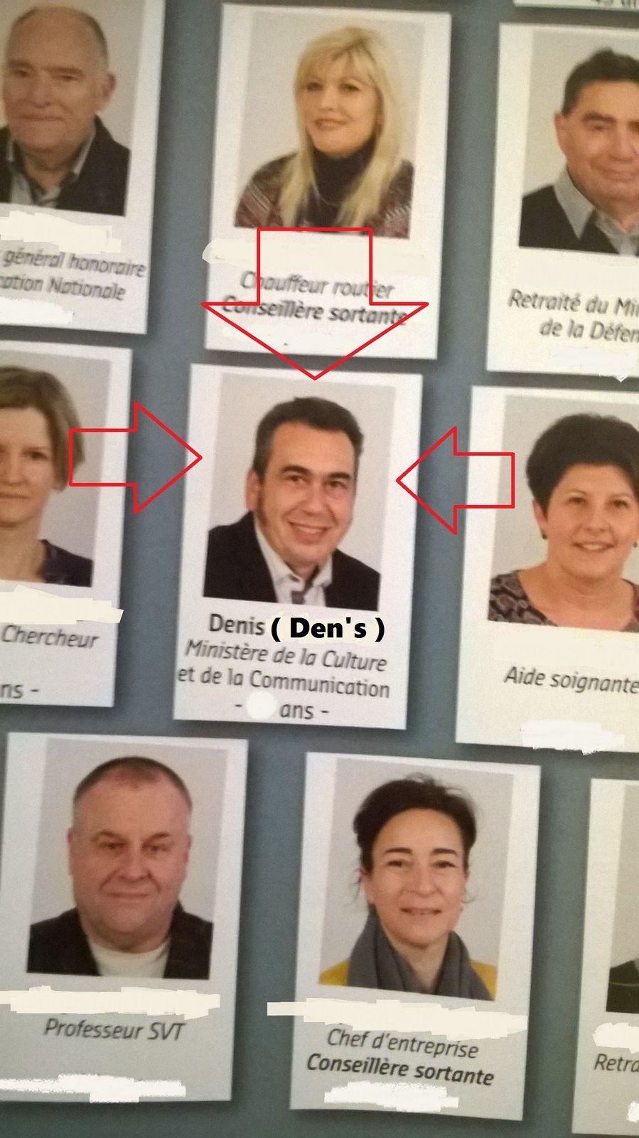 Den's président