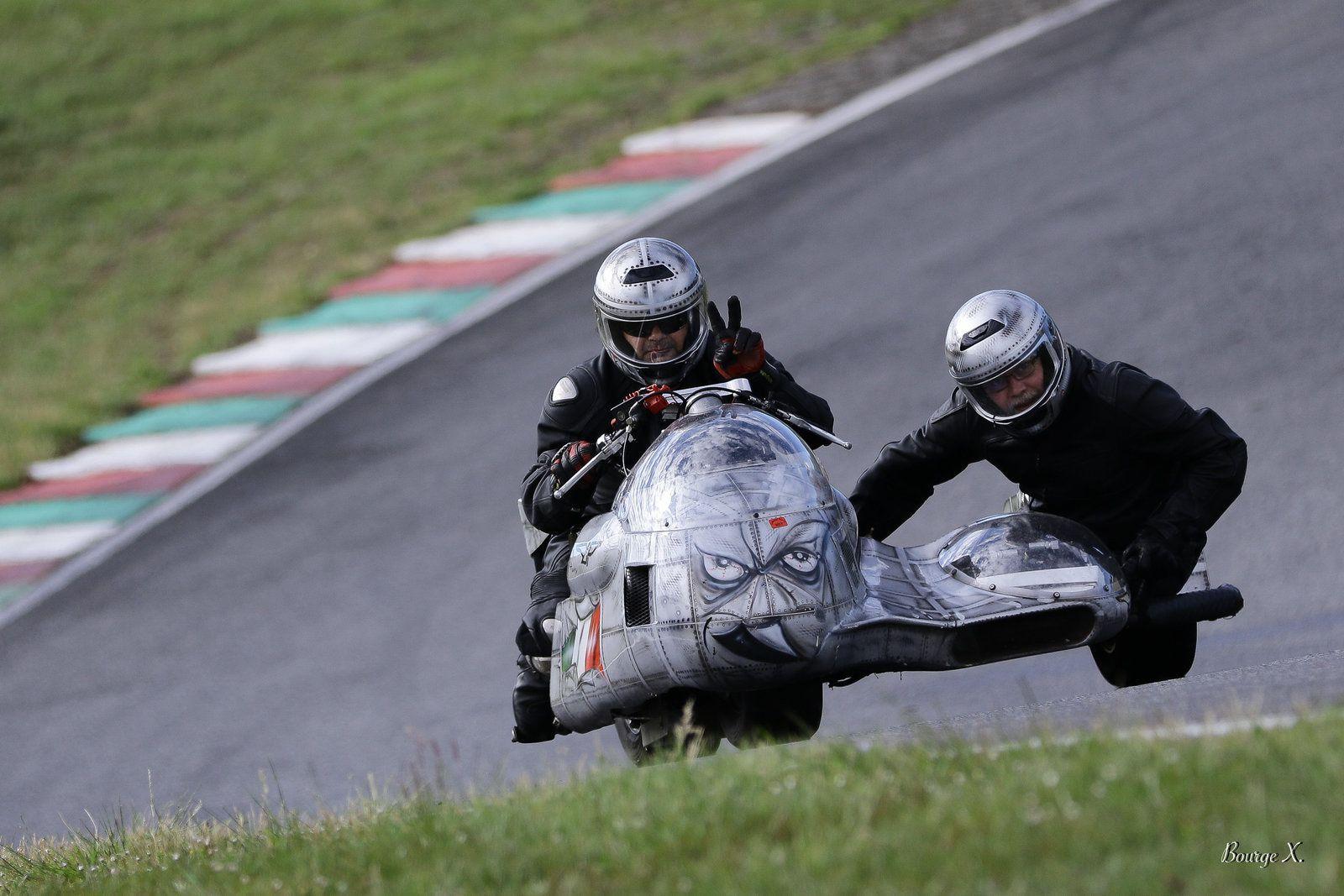 Classic Race 2017 ou  met de l'huile ,crac ,boum,hue