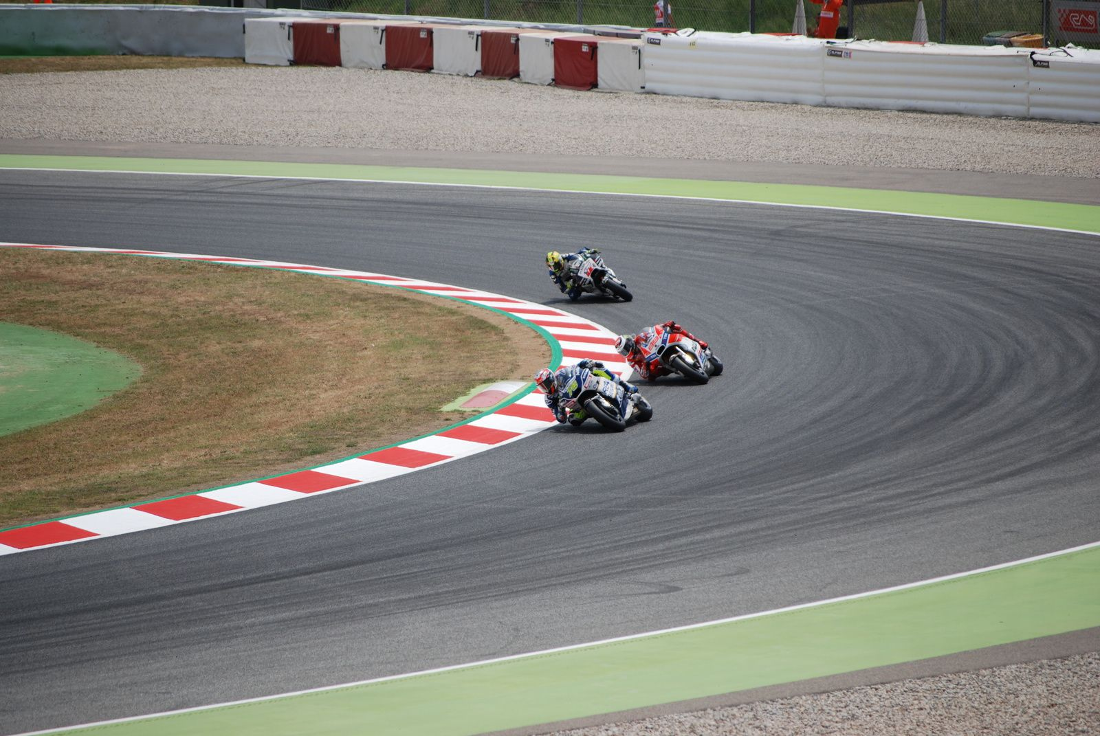 GP Moto de Catalogne  2017 (départ )