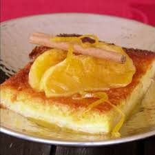 Un délice citronné crémeux, MOELLEUX A L'ORANGE = Citron & Sauge + Vanille & Citron