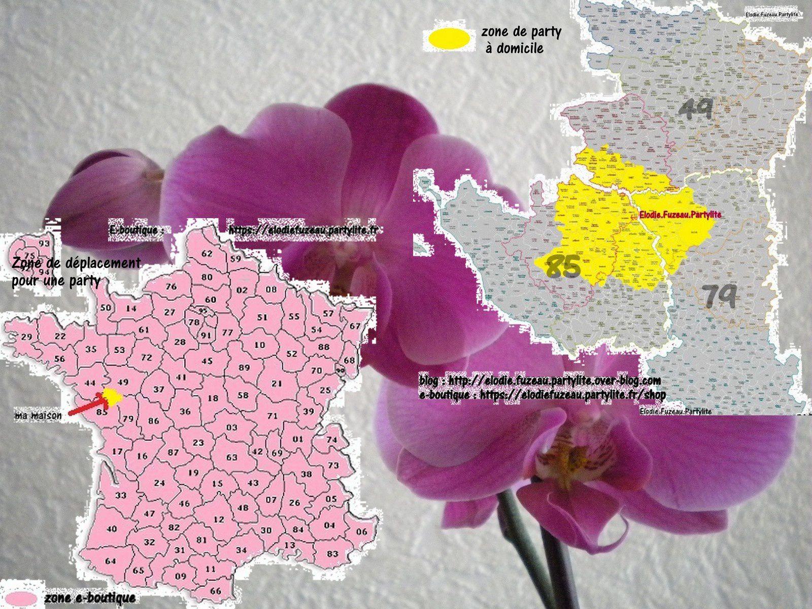 Où me trouver en France ?
