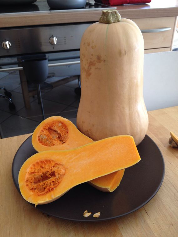 La courge Butternut : où une multitude de mode de consomation