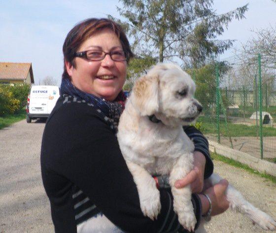 OLYMPE (ex HANDY) adopté le 28-03-14.