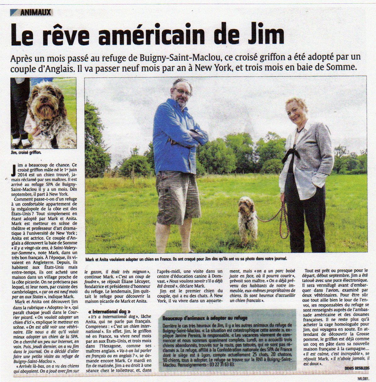 JIM   COURRIER PICARD du 08-07-15.