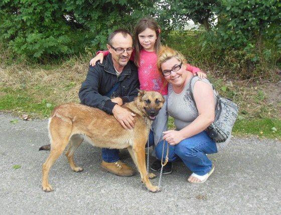 JULIA adoptée le 08-07-15.