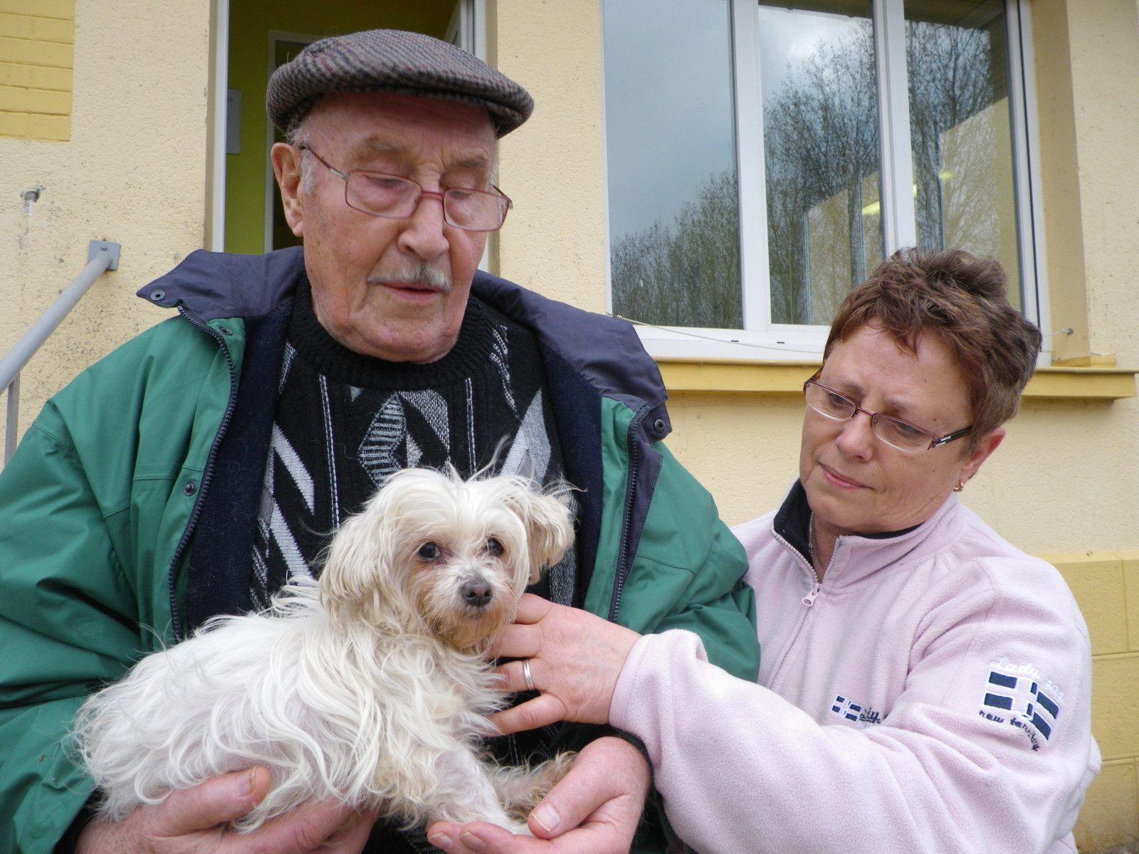 SWANNY adoptée le 14-04-2011.