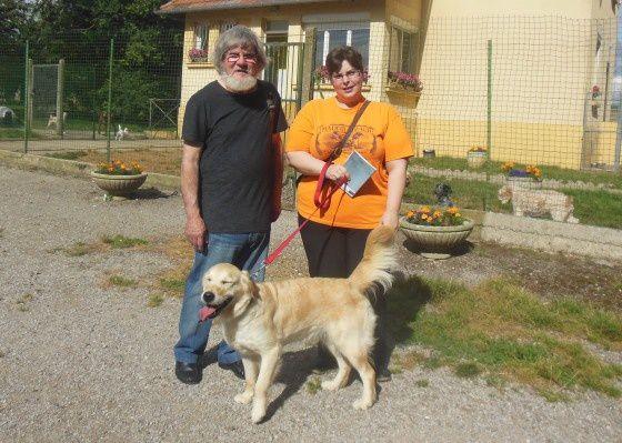 GABY adoptée le 30-07-16.