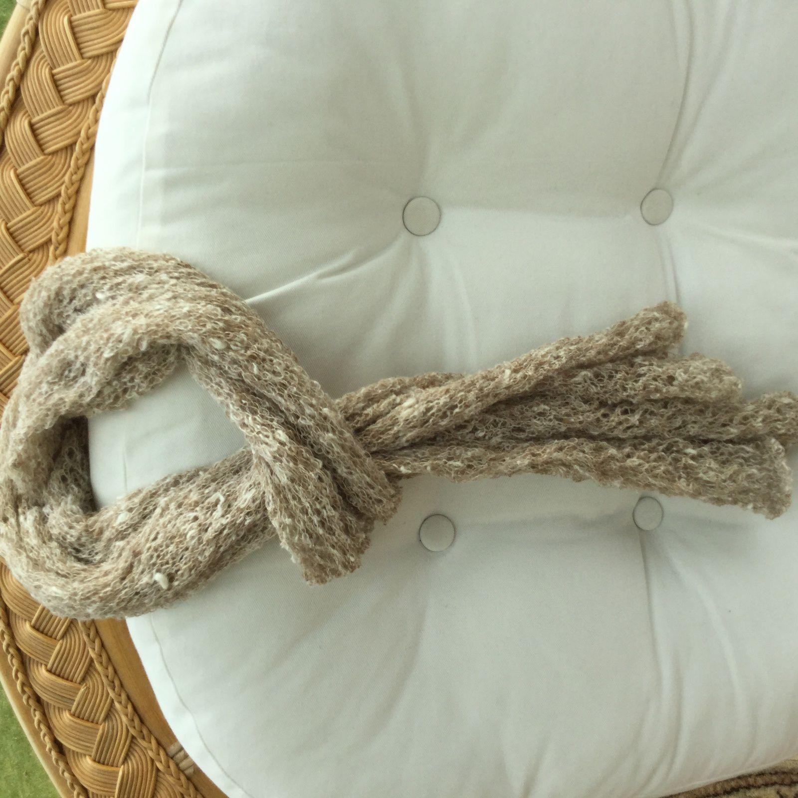 Une nouvelle écharpe