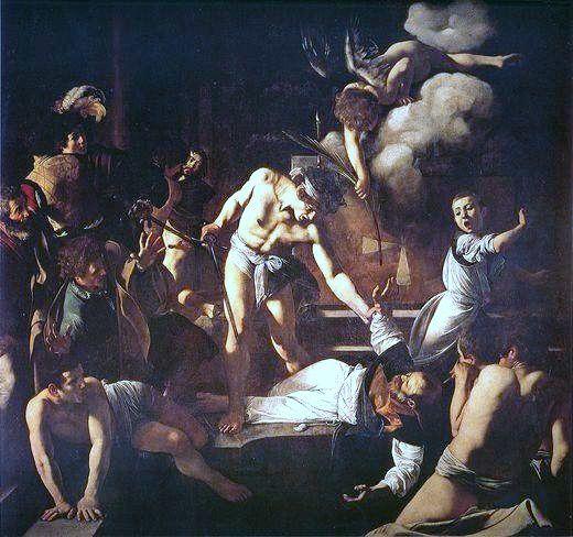 le Martyre de saint Matthieu