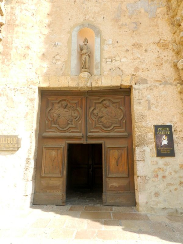 La basilique de Saint Maximin-la-Sainte-Baume