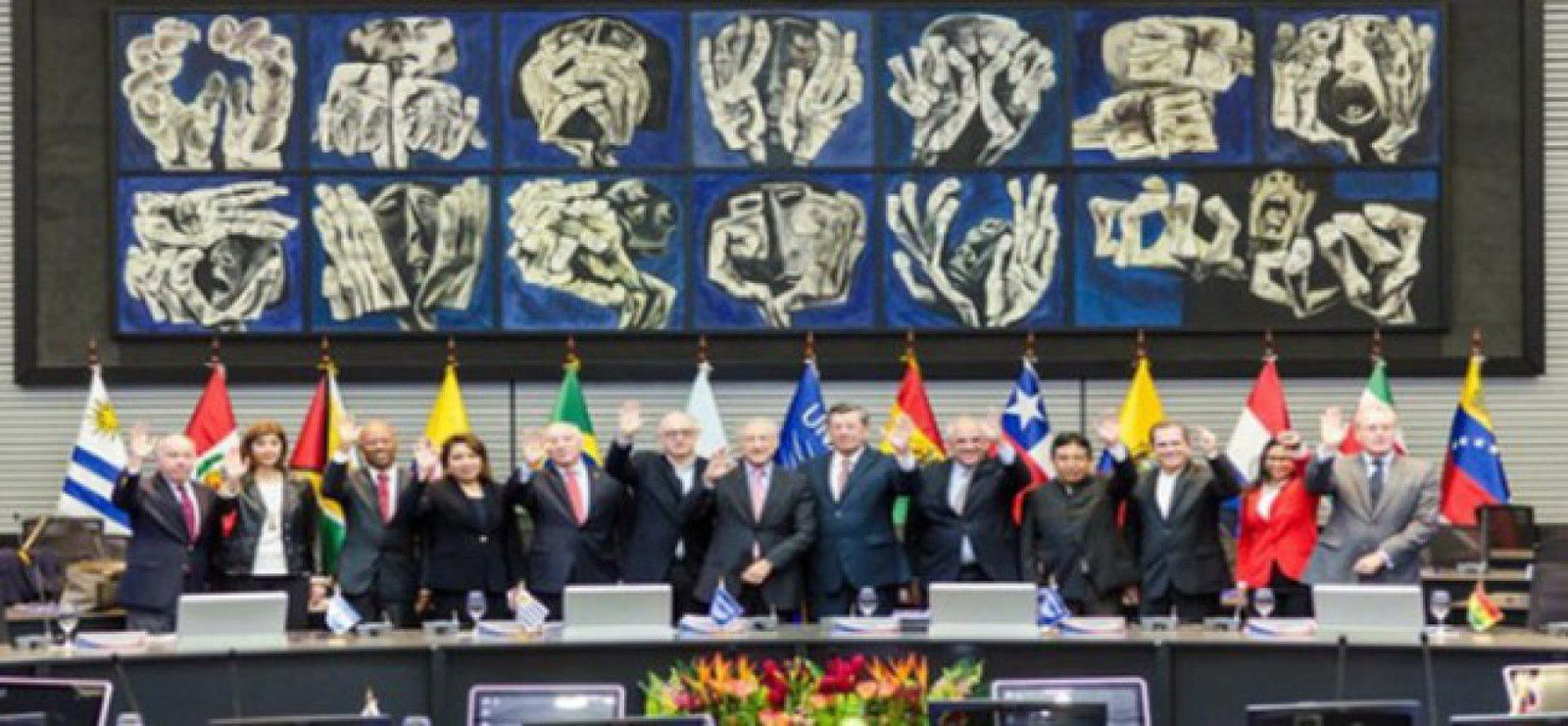 Les gouvernements sud-américains demandent à Obama de retirer son décret contre le Vénézuéla