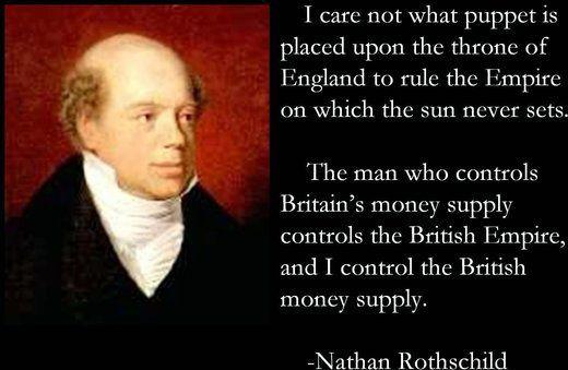 La famille Rothschild : L'Hydre de l'oligarchie mondiale