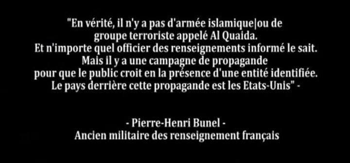 Pierre Henri Bunel Services secrets français