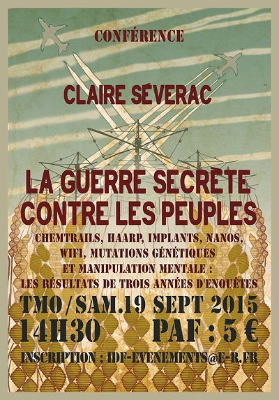 Claire Séverac : La guerre contre les peuples