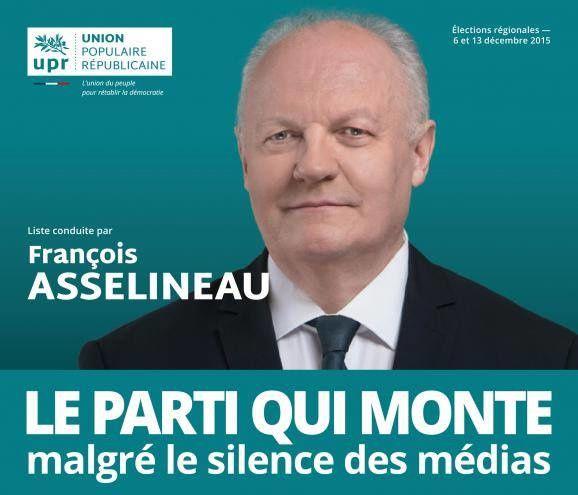 Elections françaises : Sondages bidons, débat truqué, déni de démocratie ... Le parcours d'obstacles de François Asselineau