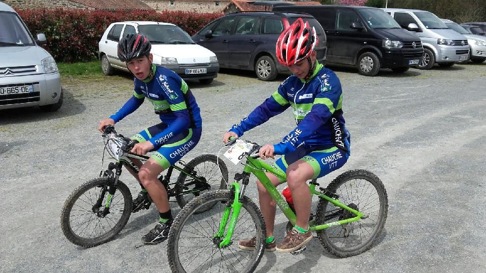 Kids VTT à Vouvant (23 avril)