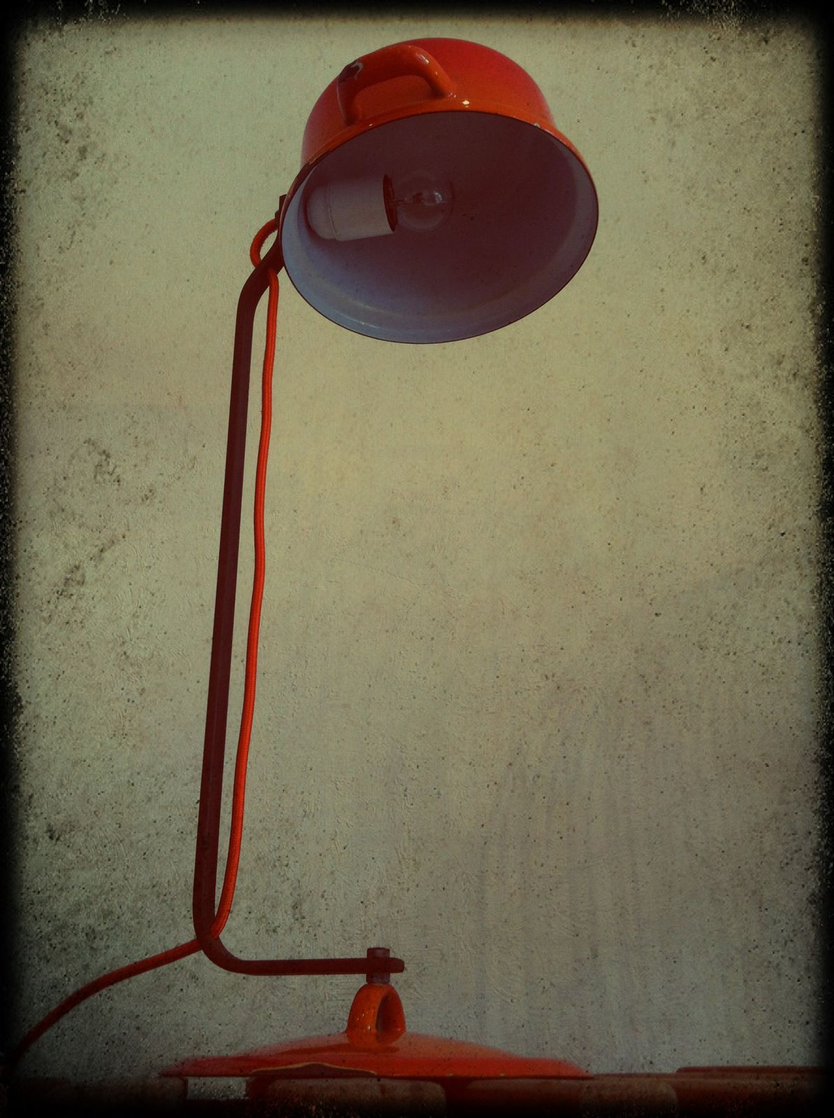 Lampe &quot&#x3B;Naranja&quot&#x3B; H 56cm (disponible)