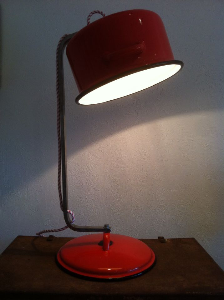 Lampe &quot&#x3B;série kitchen&quot&#x3B; (disponible)