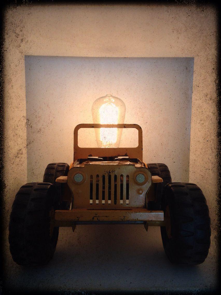 Lampe &quot&#x3B;Nitro&quot&#x3B;