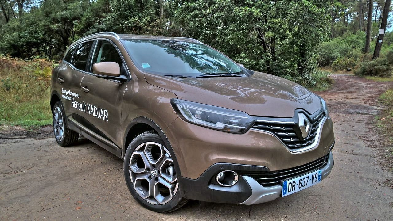 test renault kadjar 1 6 dci 130 intens bvm6 test auto. Black Bedroom Furniture Sets. Home Design Ideas