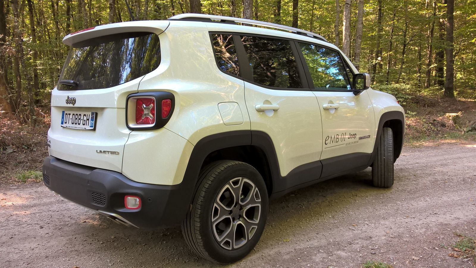 test jeep renegade 2 0 multijet 140ch 4x4 limited test auto. Black Bedroom Furniture Sets. Home Design Ideas