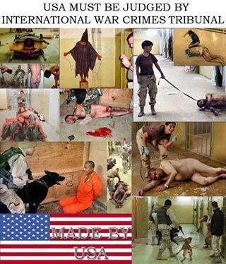 Tortures sur des prisonniers par des soldats américains : du grand art !