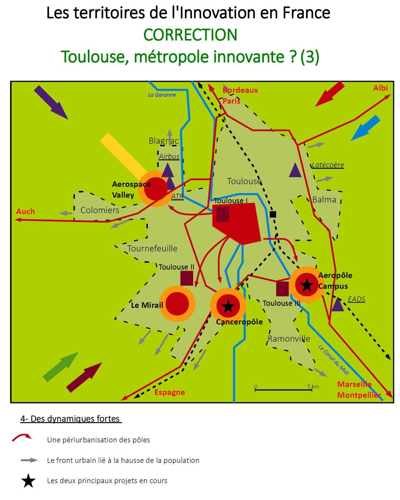 Les territoires de l'innovation CORRECTION