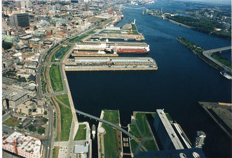 Les villes portuaires dans le monde (étude d'un dossier documentaire)