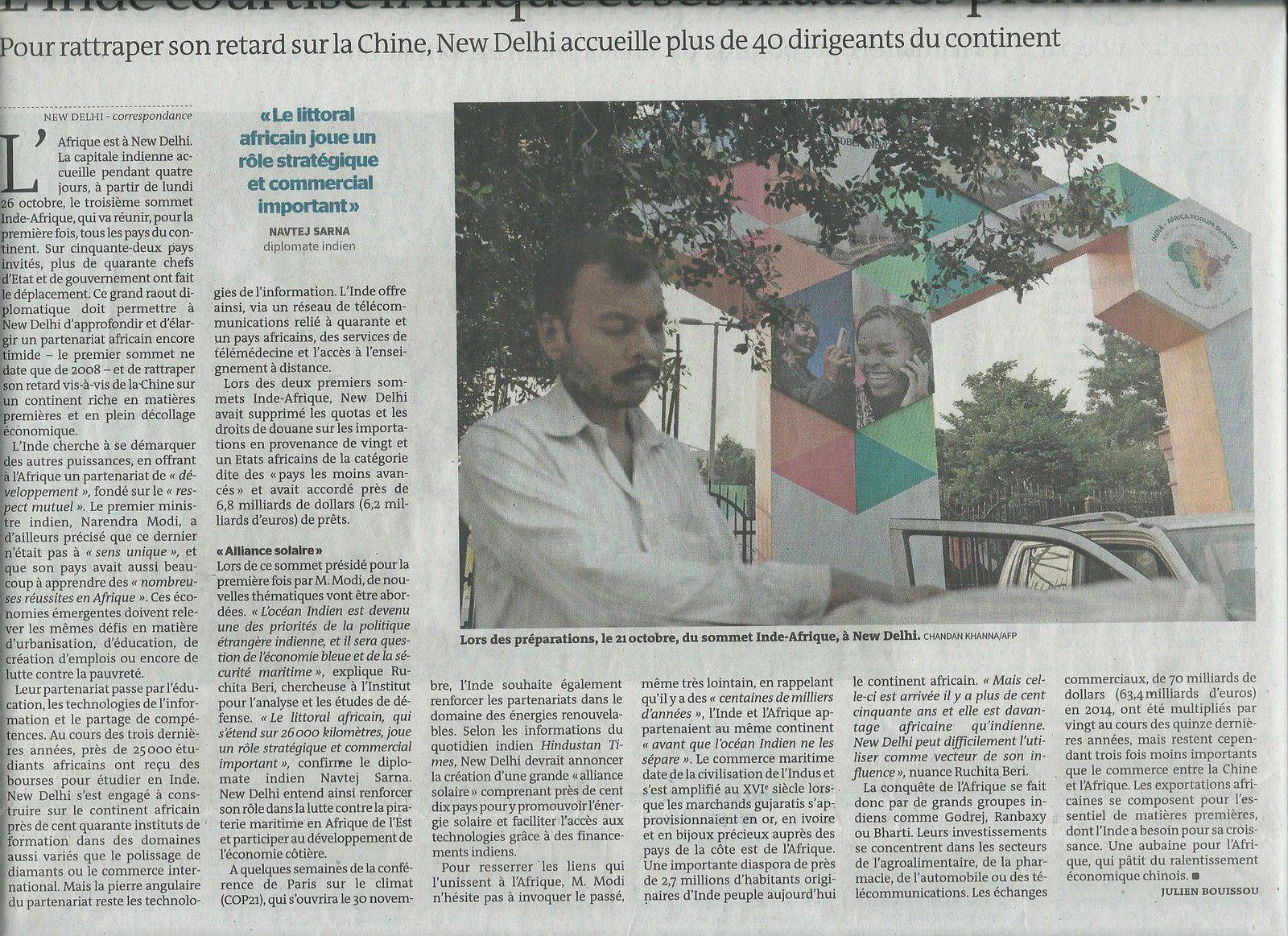 Docs d'Inde : La géopolitique de l'Inde