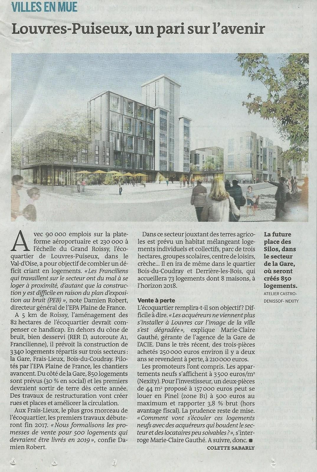 Quartiers en restructuration - 7