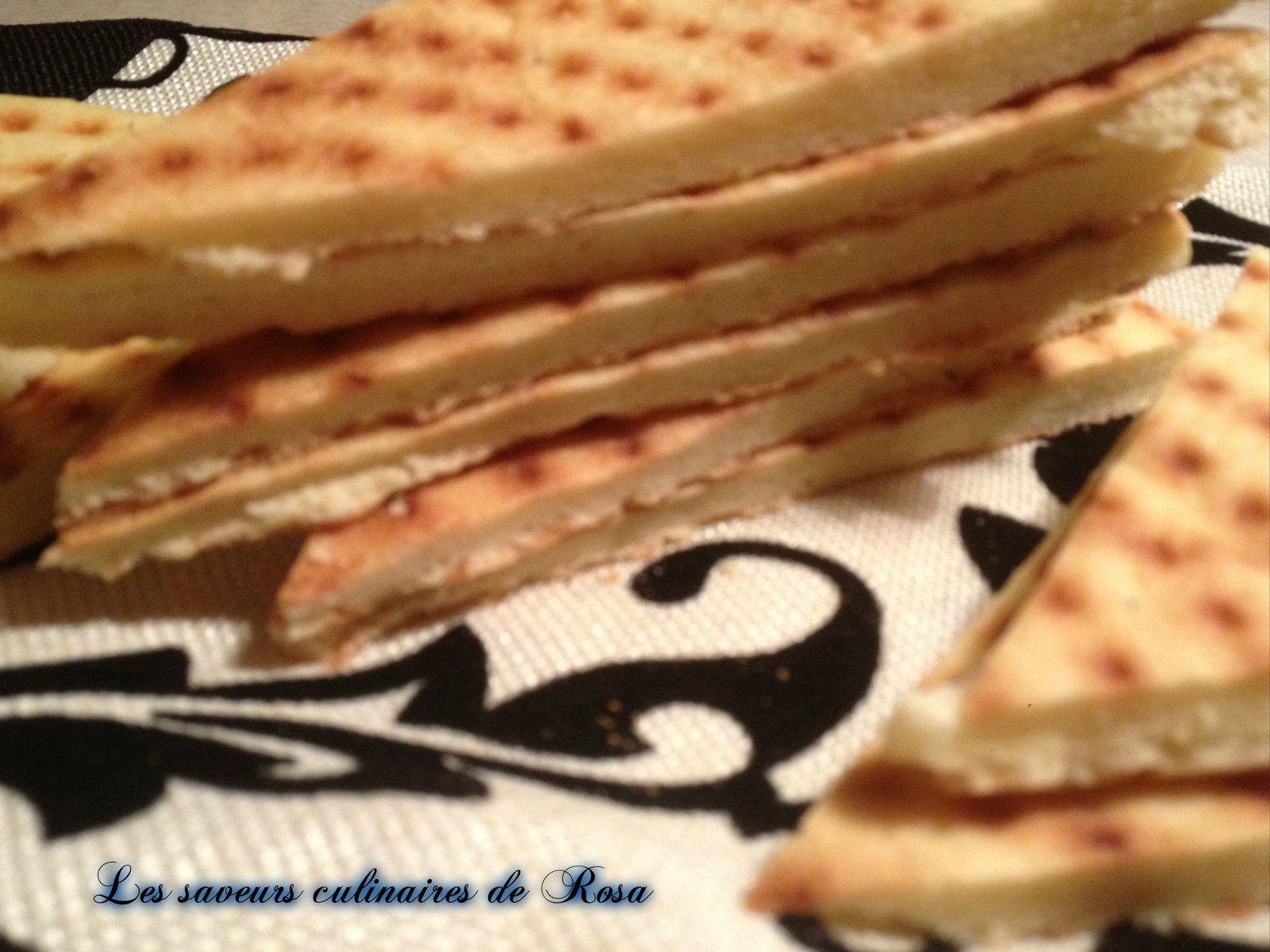 "Kesra rakhsis ""Constantinoise"" (galette Algérienne)"