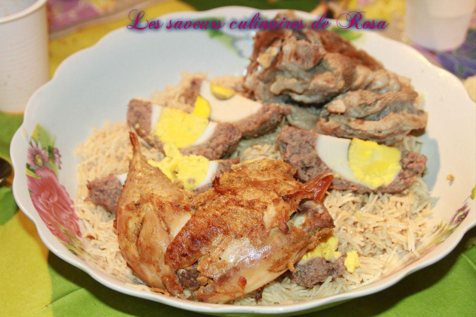 3ème plat Gritlia ( recette à venir)