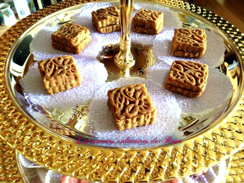 Taminat el lablabi (tamina à la farine de pois chiche grillé)
