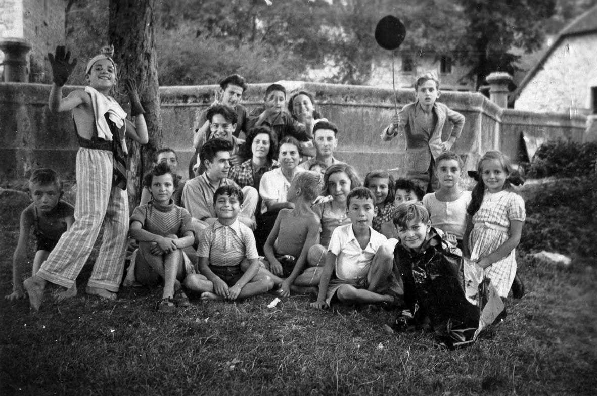 La Colonie des enfants d'Izieu, 1943 – 1944