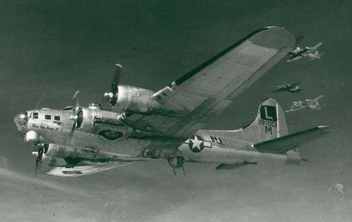 B-17 G - Pierre Bergounioux
