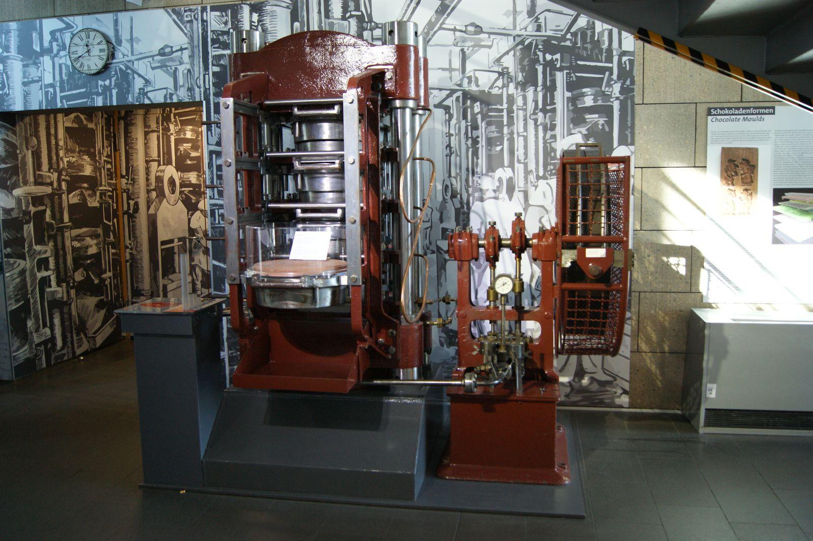 Musée du chocolat de Cologne Allemagne