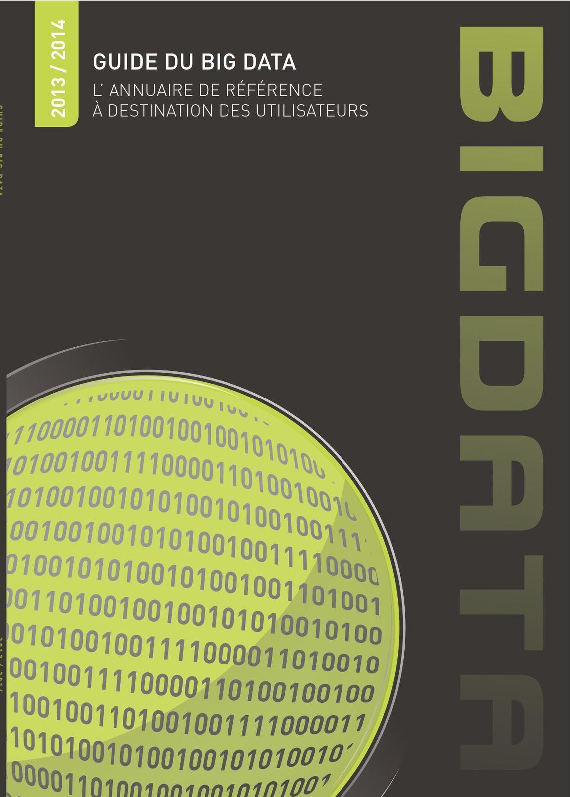 Nouveau ! l'Annuaire 2013-14 du Big DATA