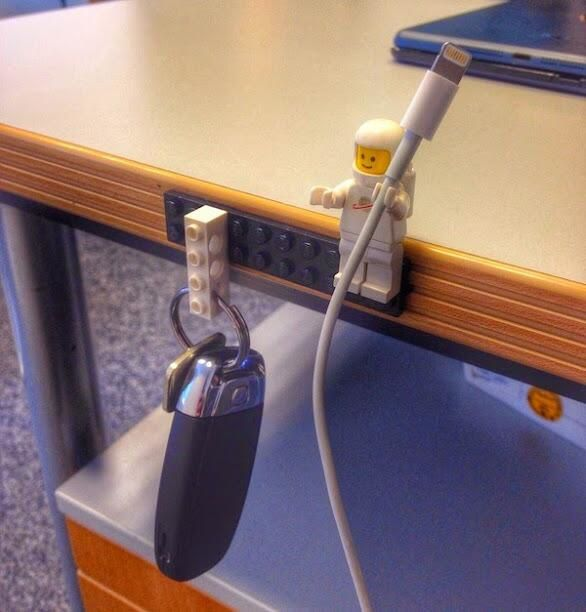 Le Lego, compagnon du High Tech