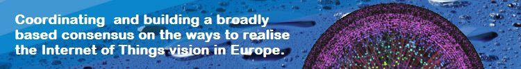 INTERNET des OBJETS : un CLUSTER EUROPEEN