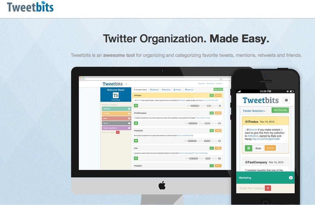 TweetBits, l'autre liste de lecture