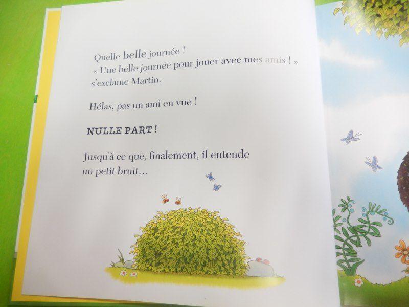 Les petites lectures de Claire