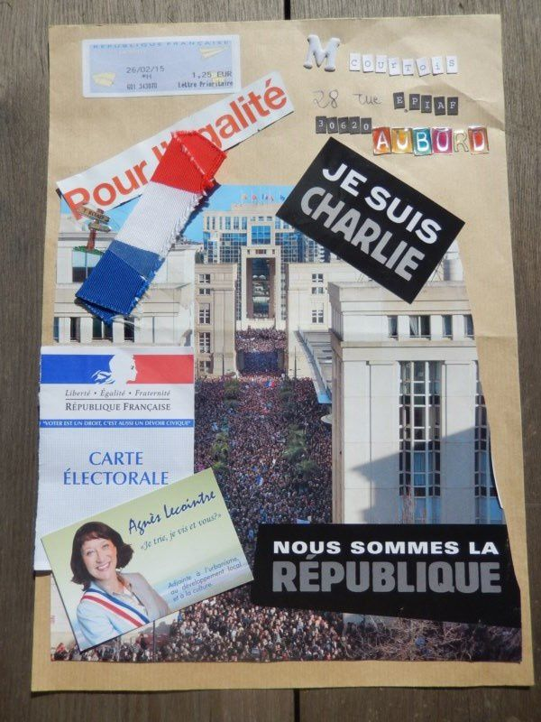 merci Ma Patricia, Nous Sommes Charlie
